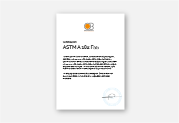 ASTM A 182 F55